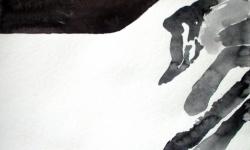provokazz 10, 2005/06, Aquarell, 40 x 40 cm