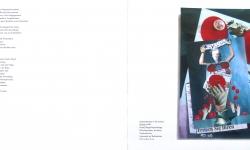 wegwerf, 2006, Erläuterung zur Reihe 'transitorische Kunst'