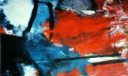 La Battaglia, Acryl auf Leinwand, 1990